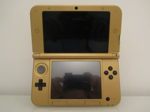 3DS XL Zelda Inside 3