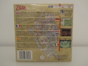 A Link To The Past GBA Back