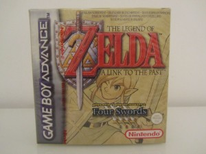 A Link To The Past GBA Front