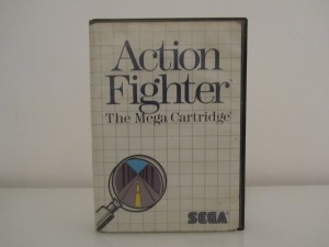 Action Fighter Front