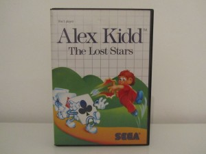 Alex Kids The Lost Stars Front