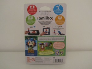Amiibo AC Layette Back