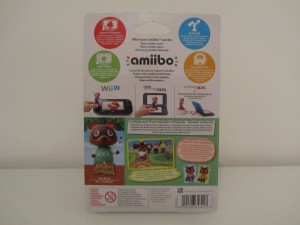 Amiibo AC Tom Nook