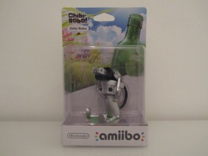 Amiibo Chibi-Robo! Front