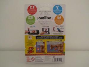 Amiibo M.Maker Classiques Back