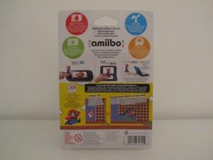 Amiibo M.Maker Modernes Back