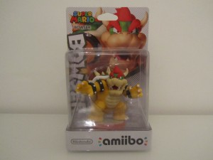 Amiibo MP10 Bowser Front