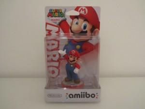 Amiibo MP10 Mario Front