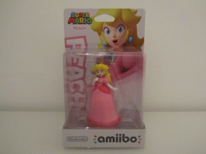 Amiibo MP10 Peach Front