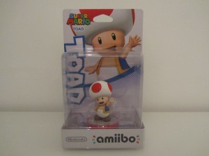Amiibo MP10 Toad Front