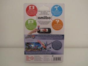Amiibo SSB Amphinobi Back