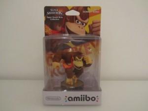 Amiibo SSB Donkey Kong Front