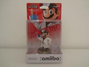 Amiibo SSB Dr. Mario Front