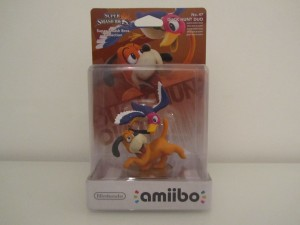 Amiibo SSB Duo Duck Hunt Front