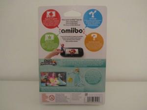 Amiibo SSB Harmonie & Luma Back
