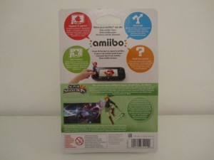 Amiibo SSB Link Back