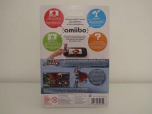 Amiibo SSB Lucina Back