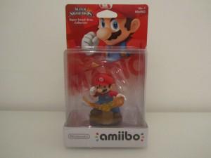 Amiibo SSB Mario Front