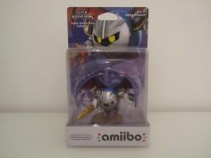 Amiibo SSB Meta Knight Front