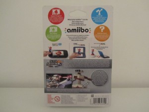 Amiibo SSB R.O.B Couleurs Famicom Back