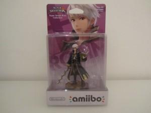 Amiibo SSB Robin Front