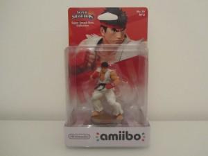 Amiibo SSB Ryu Front