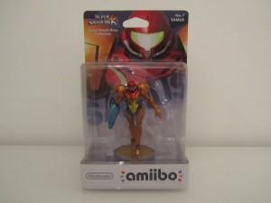 Amiibo SSB Samus Front