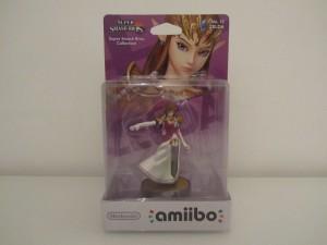 Amiibo SSB Zelda Front