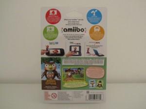 Amiibo Thibou Back
