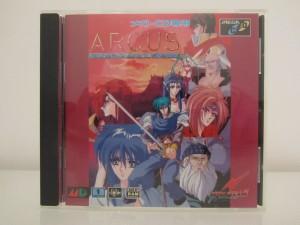 Arcus I.II.III Front