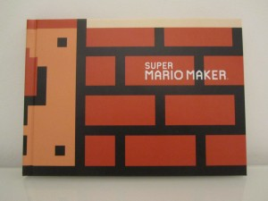 Art Book Super Mario Maker Front