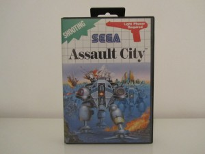 Assault City Front