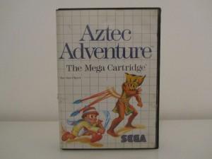 Aztec Adventure Front