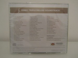 BO Kirby Triple Deluxe Back