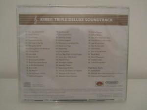 BO Kirby Triple Deluxe Back
