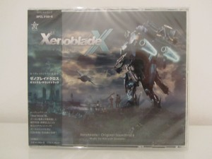 BO Xenoblade Chronicles X Front