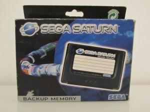 BackUp Memory Saturn Front