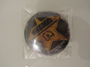 Badge Phantasy Star Online 2 Front