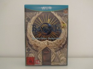 Bayonetta 2 1ère Edition Front