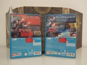 Bayonetta 2 1ère Edition Inside 2