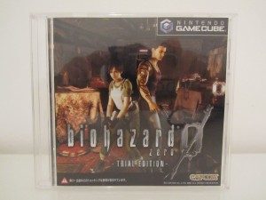 BioHazard 0 Demo Front