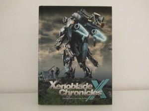 Book Xenoblade X Front