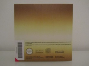 CD Spécial 25e Anniv Zelda Back