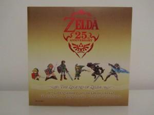 CD Spécial 25e Anniv Zelda Front