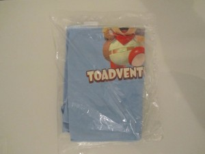 Captain Toad T-Shirt Back