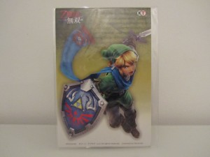 Carte Postale Hyrule Warriors Front