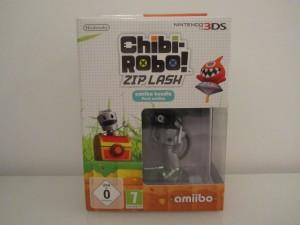 Chibi-Robo! Pack Amiibo Front