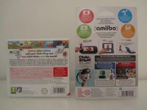 Chibi-Robo! Pack Amiibo Inside 2