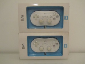 Classic Controller Wii Front