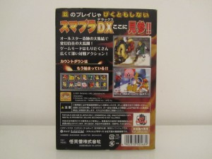 Dairantou Smash Brothers DX Back